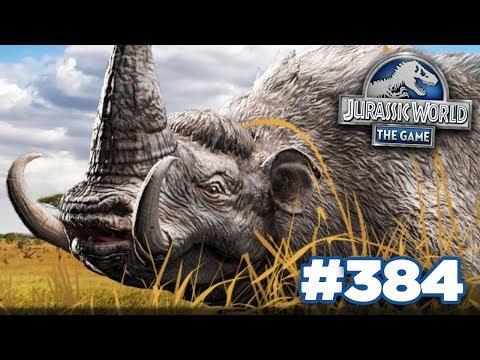 THE NEW CENOZIC HYBRID!!! | Jurassic World - The Game - Ep384 HD