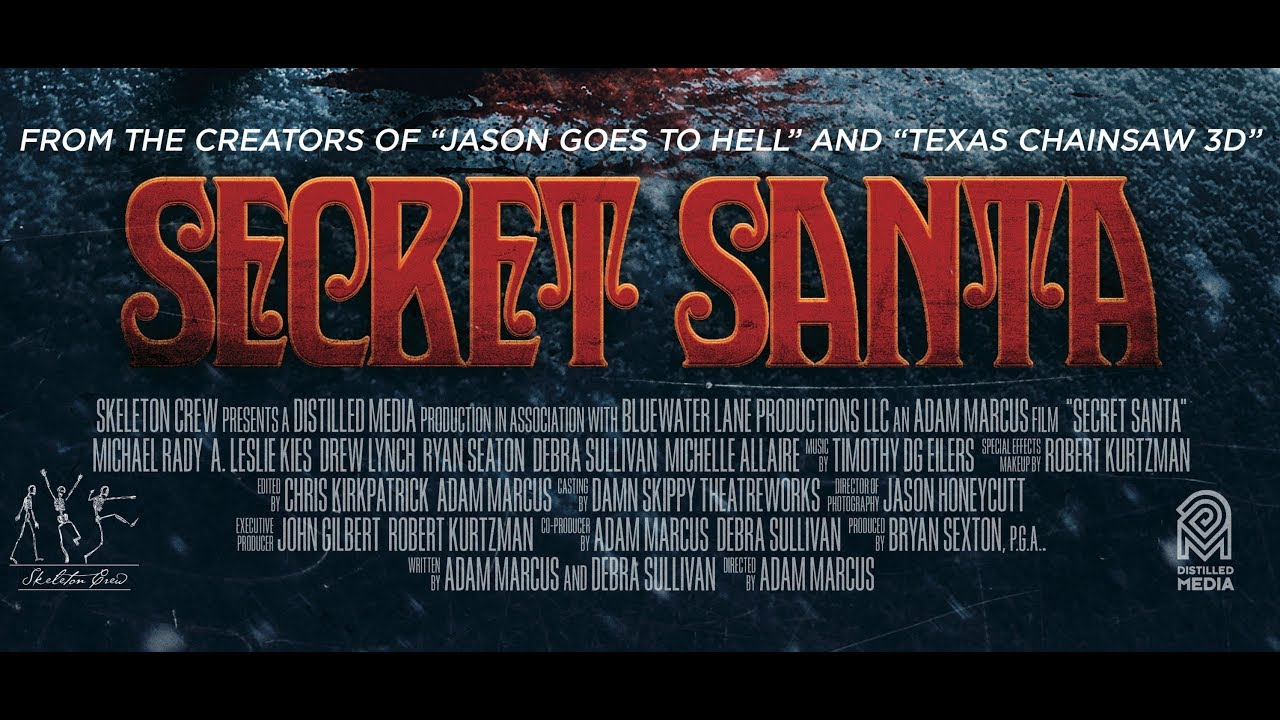 Secret Santa Red-Band Trailer 9-20-17