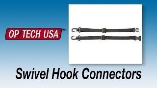 Swivel Hook - OP/TECH USA System Connectors™