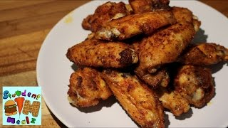 Welcome to STUDENT MEALZ! How to make oven roasted chicken wings? Well today we're going to tell you just that ;p == INGREDIENTS == - a pack of chicken ...