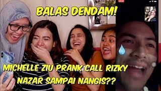 Video MICHELLE ZIU PRANK CALL RIZKY NAZAR SAMPAI NANGIS?? MP3, 3GP, MP4, WEBM, AVI, FLV Juli 2019