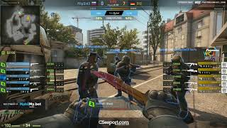 FarmSkins WCA | BIG vs FlipSid3 bo3 map3 overpass @Toll @Deq
