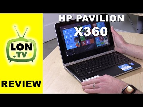 HP Pavilion x360 Review - 2015 - 11.6-Inch Convertible Laptop - 11-k120nr