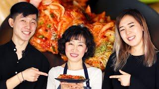 Video Mom Teaches Korean Americans How To Make Kimchi MP3, 3GP, MP4, WEBM, AVI, FLV Desember 2018