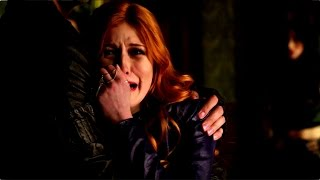 MY BABIES CLACE OMG MY HEART WAS RIPPED OUT IN THIS EPISODE OF SHADOWHUNTERS. It truly broke my heart to see Jace sacrifice himself to save his for his loved...