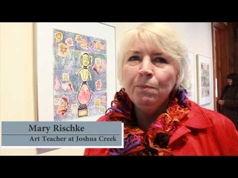 Art From The Heart charms Oakville residents