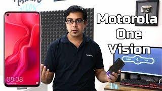 Motorola One Vision(48 MP Camera,Punch Hole Display) Redmi Note 7 Pro Killer.??