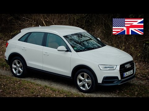 2015 Audi Q3 2.0 TFSI 180hp Facelift –  Start Up, Exhaust, Test Drive and In Depth Review (English)