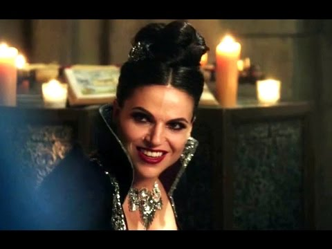 Once Upon A Time 4x10 - Evil Queen and Emma with Elsa