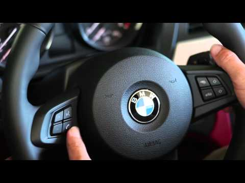 2012 BMW Z4 with four-cylinder engine – B-roll