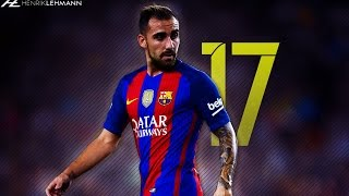 """Download the Onefootball app here: http://bit.do/HenrikLehmann_MayThe best goals, assists and skills by Paco Alcácer for FC Barcelona in the 2016/17 season. Enjoy!Click """"Show more"""" to see the music and more!● Edited and produced by: Henrik Lehmann    Twitter: https://twitter.com/henriklehmannn● Arabic speaking? Check out FCB World:    Facebook: https://www.facebook.com/Forca.Barcelona    Twitter: https://twitter.com/FCBW_A7♫ Music: Jo Cohen & BQ - Glowing At Night● Clips from: Full gamesThank you for watching! Please leave a like if you enjoyed and if you didn't, leave a dislike and tell me what I can do better. I'm always thankful for constructive critisism! Subscribe to my channel to watch my latest videos as they come out.""""Copyright Disclaimer Under Section 107 of the Copyright Act 1976, allowance is made for """"fair use"""" for purposes such as criticism, comment, news reporting, teaching, scholarship, and research. Fair use is a use permitted by copyright statute that might otherwise be infringing. Non-profit, educational or personal use tips the balance in favor of fair use."""""""