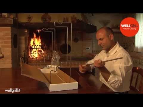 Wellgrill la griglia facile da montare e inizi subito a cucinare
