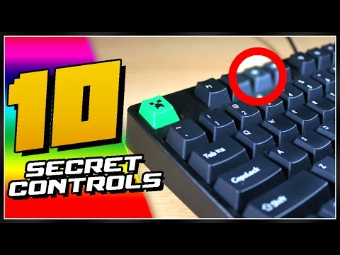10 Hidden Minecraft Commands/Controls You Didn't Know