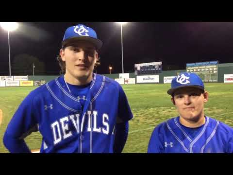 Video: Clay Simpson, Caleb Wilson interview