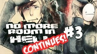 No More Room In Hell (Co-op): Cry & Pewds Tries To Play - Part 3 (Mini Series)