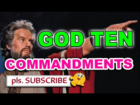 God talk to Moses
