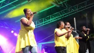 Madin'GOSPEL FESTIVAL J3 - KARIN'S VOICES n°2