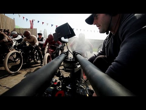 Creating Harley And The Davidsons