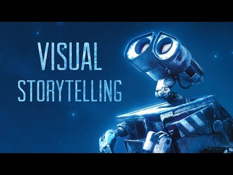 Wall-e : How To Tell A Story Visually - Pixar Video Essay