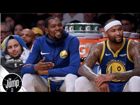 Video: The Warriors are looking 'unbeatable' - Tracy McGrady | The Jump