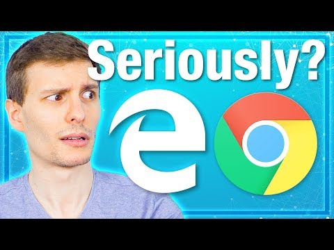 Yes... You SHOULD Get the Edge Extension for Chrome! (видео)