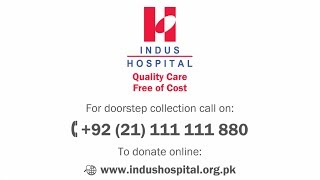 The Indus Hospital - Zakat campaign 2017