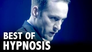 Some of Derren's best Hypnosis tricks. For more subscribe to our channel - http://www.youtube.com/user/OfficialDerren