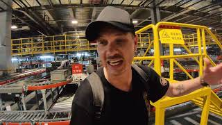 800,000 orders per day - inside JD's automated warehouse in BeiJing