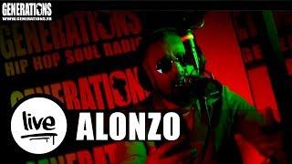 Alonzo -  La Vaillance  ( Live des studios de Generations)