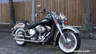 8. New 2015 Harley Davidson Softail Deluxe Motorcycles for sale