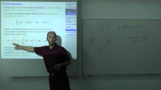 Multiple View Reconstruction - Lecture 9 (Prof. Daniel Cremers)