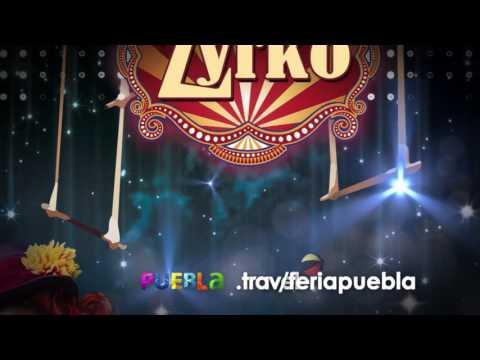 Tony Gali invita a visitar Zyrco en la Feria de Puebla