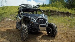 1. Full REVIEW: 2017 Can-Am Maverick X3 X ds MAX