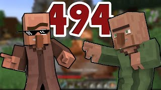 Minecraft ITA - #494 - VILLAGER HIPSTER