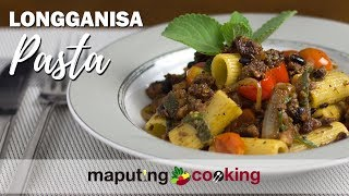 Calumpit Philippines  city photos : Longganisa Pasta Recipe | Filipino Cooking by Chris Urbano