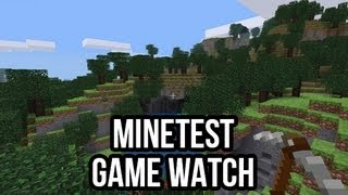 Minetest (Free PC Sandbox RPG Game): FreePCGamers Game Watch