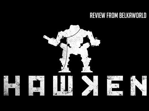 Обзор игры HAWKEN [симулятор меха]