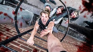 Nonton Zombie Chase Parkour POV Film Subtitle Indonesia Streaming Movie Download