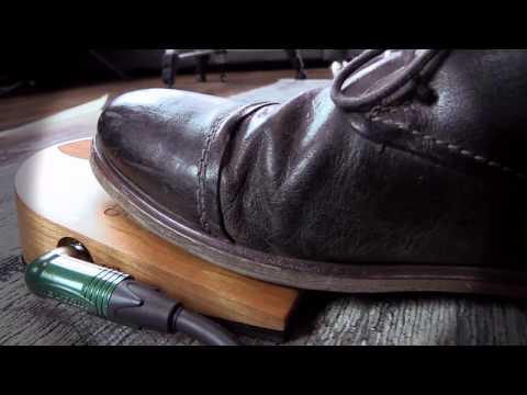 Ortega Guitars | ANNAlog - the revolutionary fully analog percussion stomp box pedal