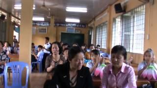 Hội Thi Tuyên Truyền Giới Thiệu Sách Trường THCS Nguyễn Thị Lựu