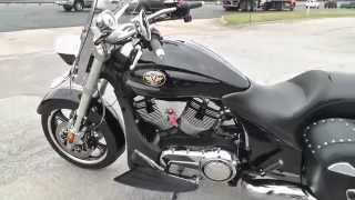 8. 010016 - 2012 Victory Cross Roads - Used Motorcycle For Sale