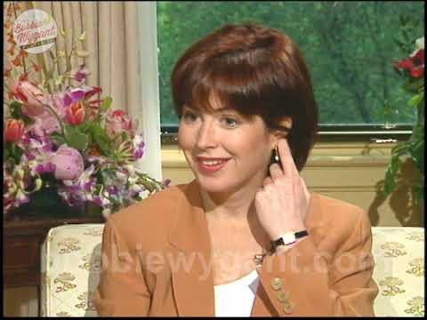 """Dana Delaney """"Housesitter"""" 5/28/92 - Bobbie Wygant Archive"""