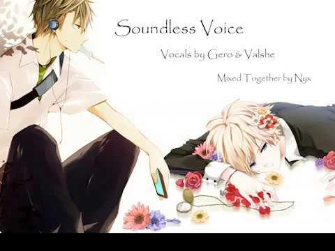 【合唱】 Soundless Voice 【Gero Valshe】 [Nico Nico Chorus] Eng Subs (видео)