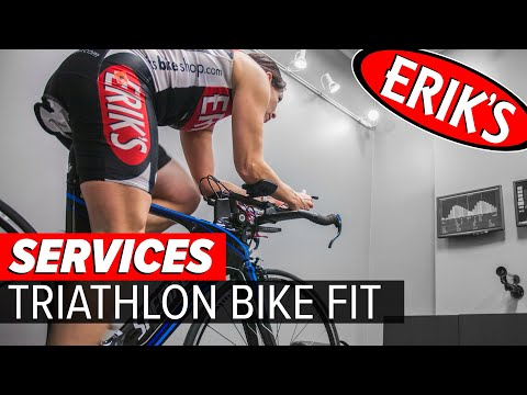 Body Geometry Triathlon Bike Fit Video