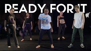 Video Ready For It ft Charlize Glass - Taylor Swift | Brian Friedman Choreography | IAF Compound MP3, 3GP, MP4, WEBM, AVI, FLV Januari 2018