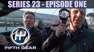 Fifth Gear: Series 23 Episode 1 - Full Episode by Fifth Gear