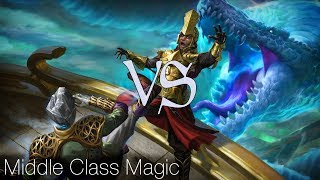 It's Atkst VS Chubby doing some Middle Class magic once again, this week we have Black Attack VS UR Enigma! Can the ever...