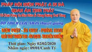 Niệm Phật - Ăn Chay - Phóng Sanh - Giải Trừ Thiên Tai - Ôn Dịch - Truyền Nhiễm