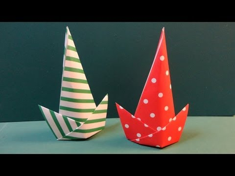 Hat Tutorial - 005 -- Party Cap