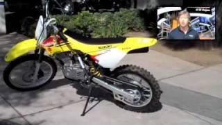9. 2005 Suzuki DRZ 125